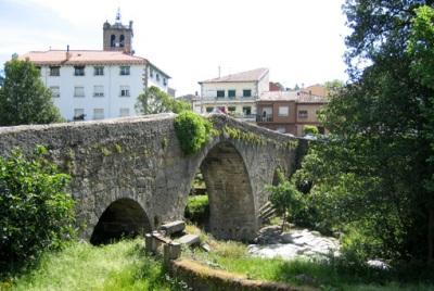 The so-called 'Roman' bridge
