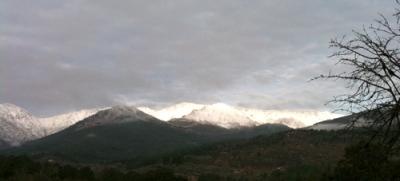 La Sierra de Gredos