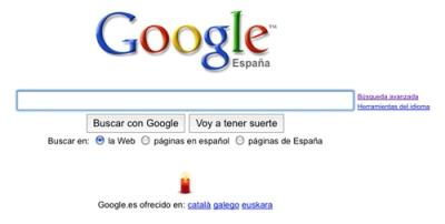google.es 11-m