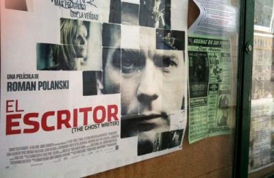 ghost writer poster - el escritor