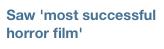 Saw 'most successful horror film'