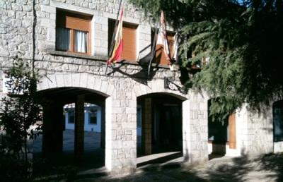 old stone jail