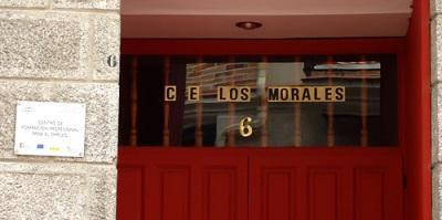 centro educativo los morales