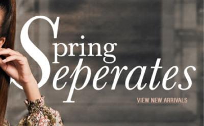 spring seperates [sic]