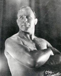 Albert Stanley (Stan) Roberts; all-in wrestler