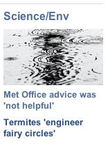 BBC Headline: Met Office advice was 'not helpful'