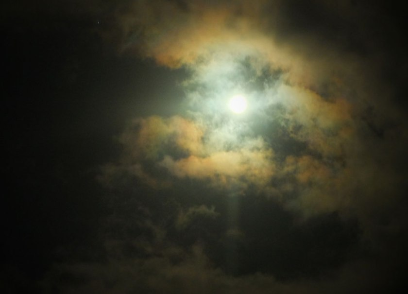 full moon, Gredos