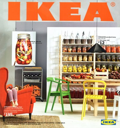 IKEA catalogue cover