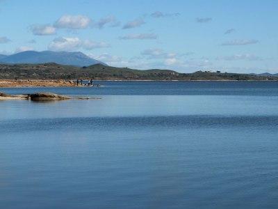 embalse Rosarito, reservoir Spain
