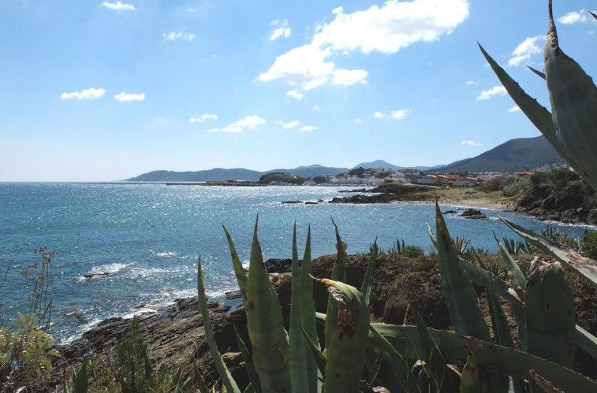 Catalonia coastline