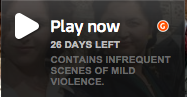 Contains infrequent scenes of mild violence