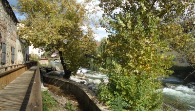 River Arenal, Ávila