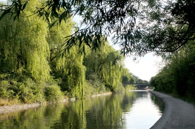 Leamington Spa Canal