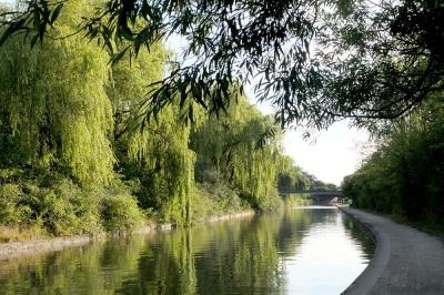 Leamington Spa Canal