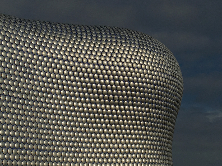 Selfridges; Birmingham Bullring shopping centre