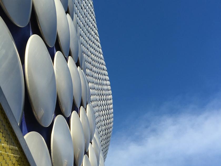 Selfridges; Birmingham Bullring shopping centre