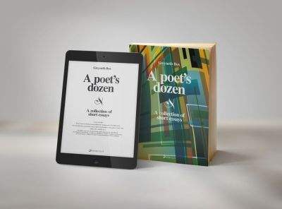 """A poet's dozen"" collection of short essays by Gwyneth Box"