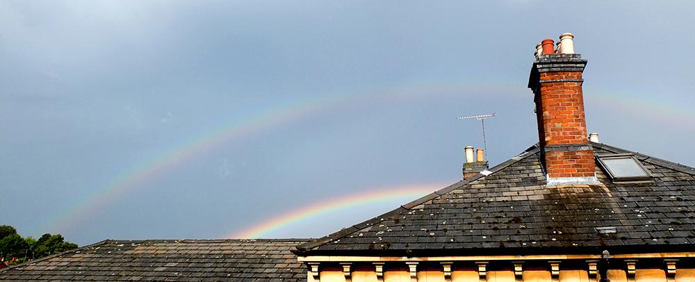 gratitude rainbow