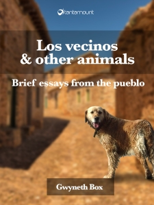 Book cover: Los vecinos and other animals
