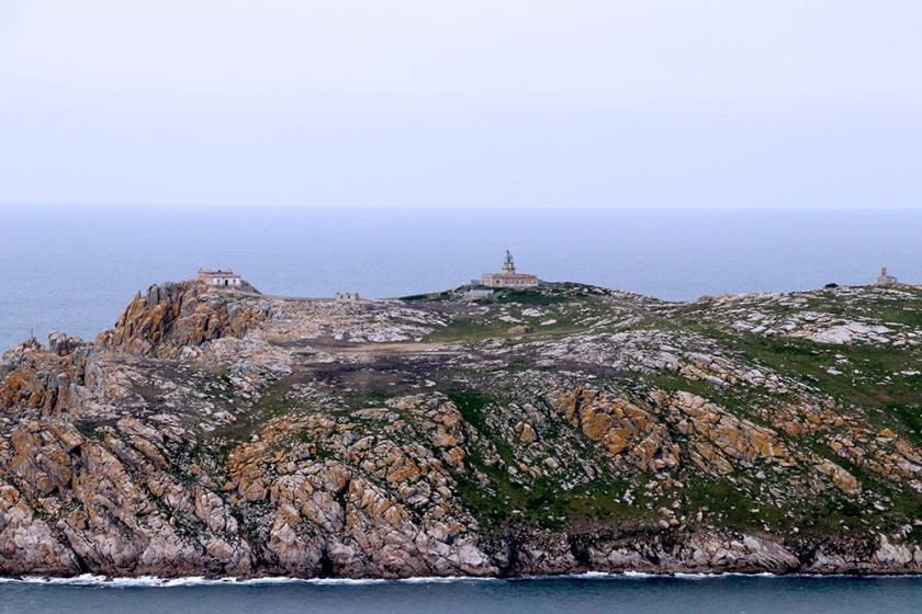 Illas Sisargas lighthouse, Malpica, Galicia