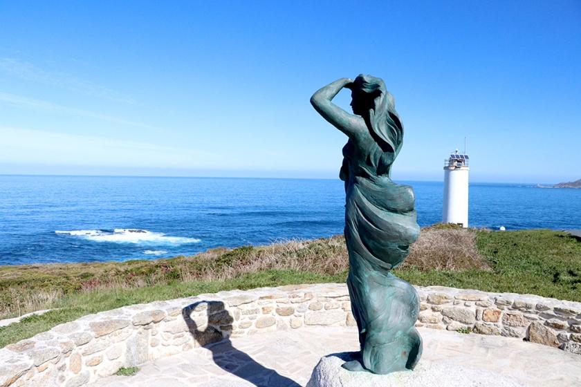 Punta Laxe, Galicia