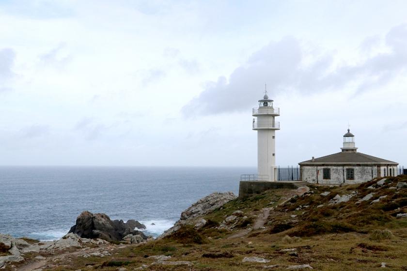Touriñán lighthouse, Galicia