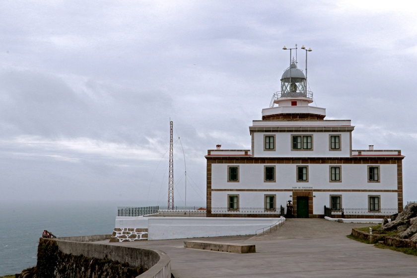 Fisterra lighthouse, Galicia