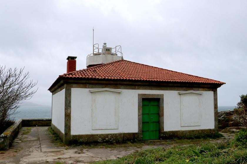 Cabo Cee lighthouse, Corcubión, Galicia