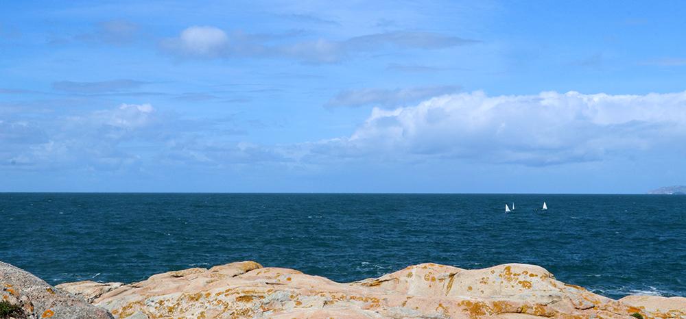 Sea off Galicia