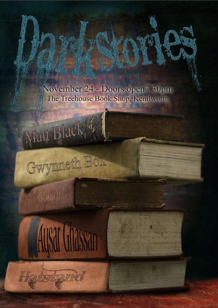 dark stories poster