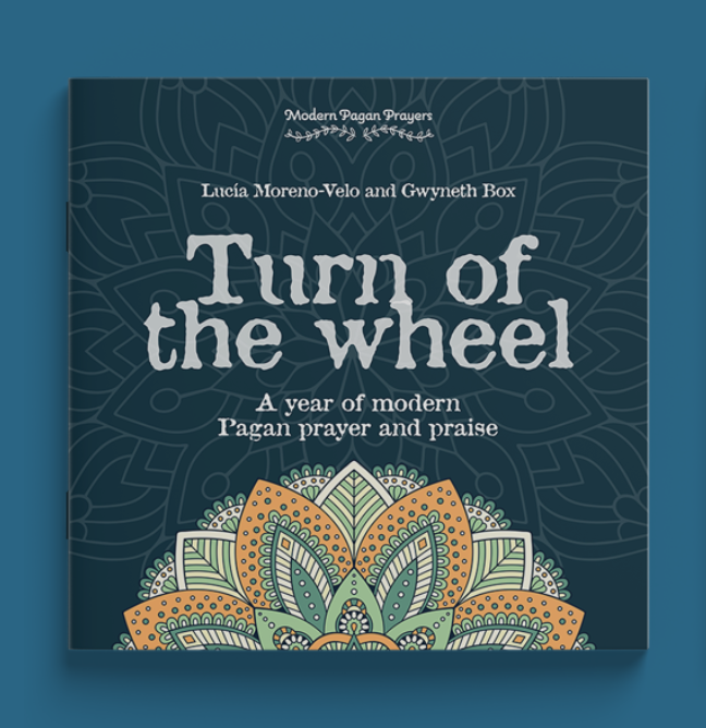 Turn of the wheel - book cover